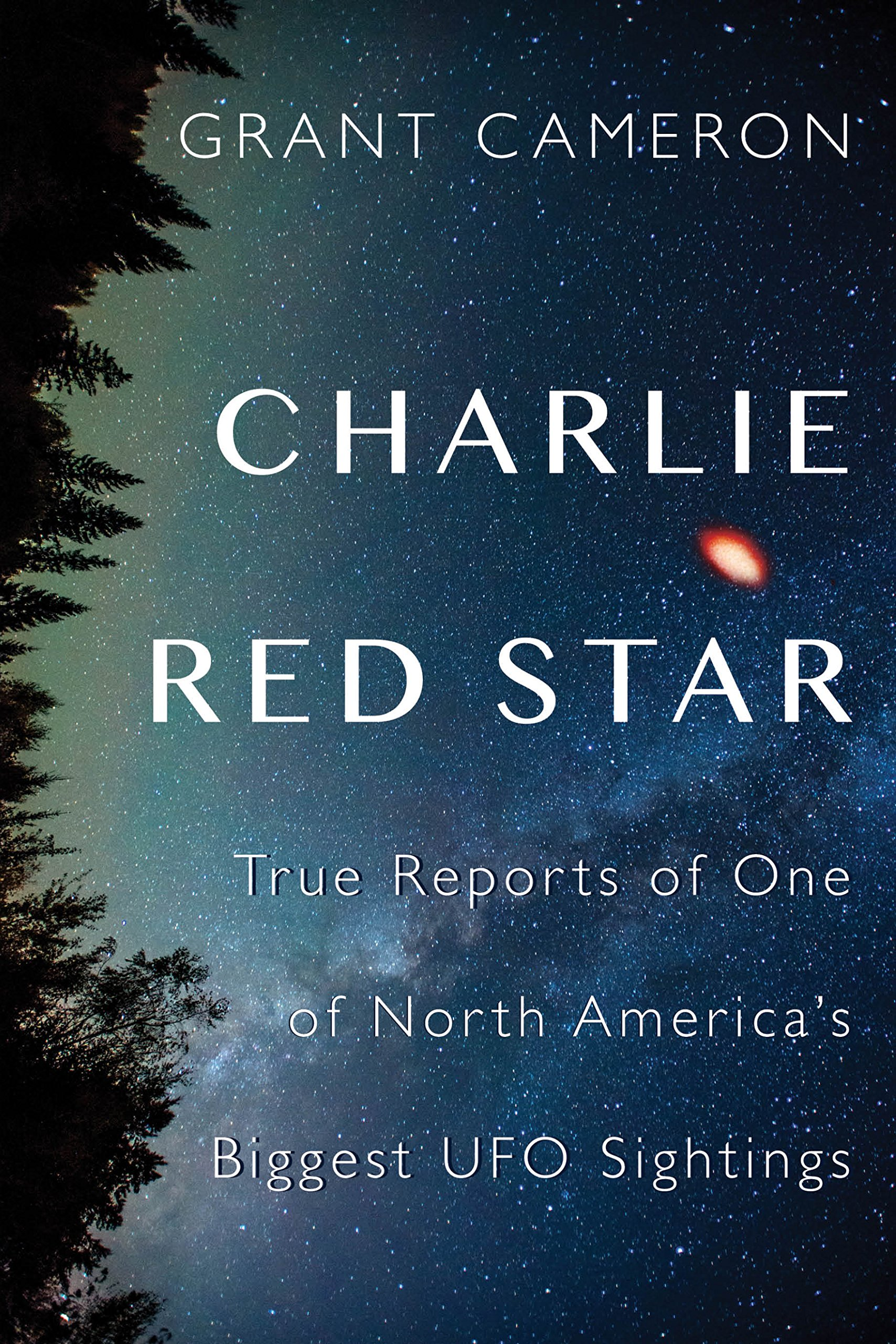 CharlieRedStar bookcover GrantCameron