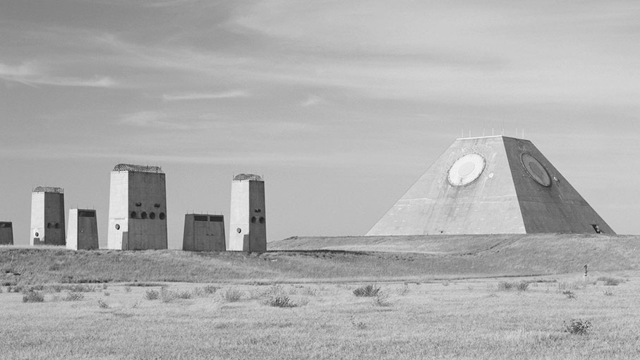 ND Pyramid AntiBallistic Missile Site